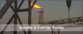 Quality & Energy Audits